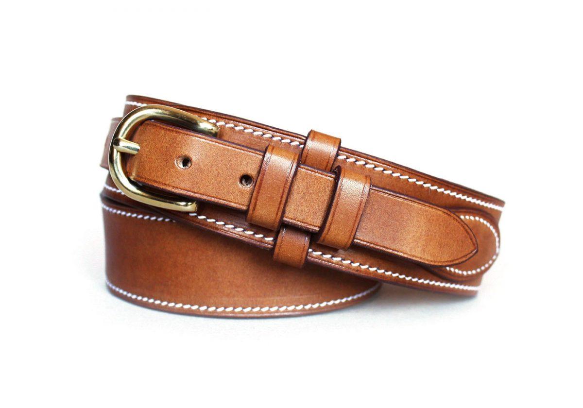 ceinture cuir homme sur mesure