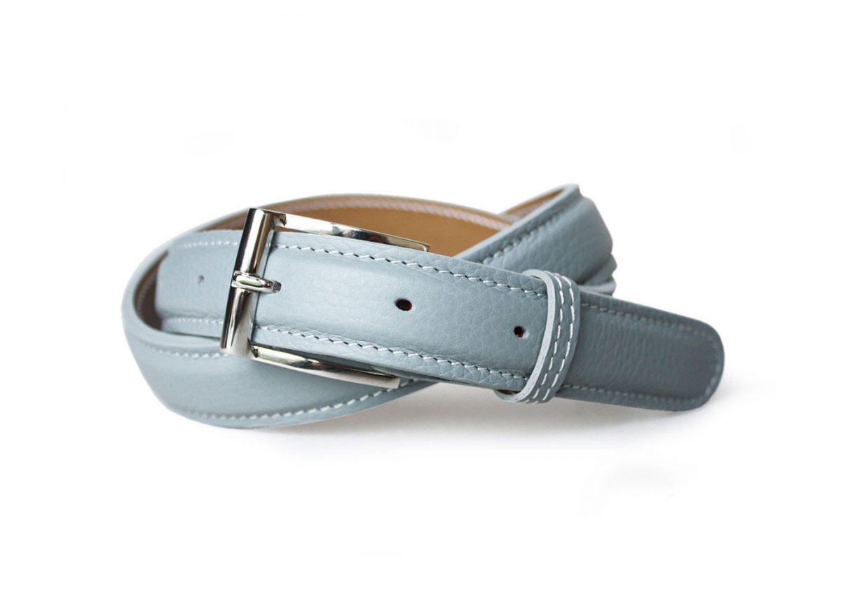 ceinture cuir doublée