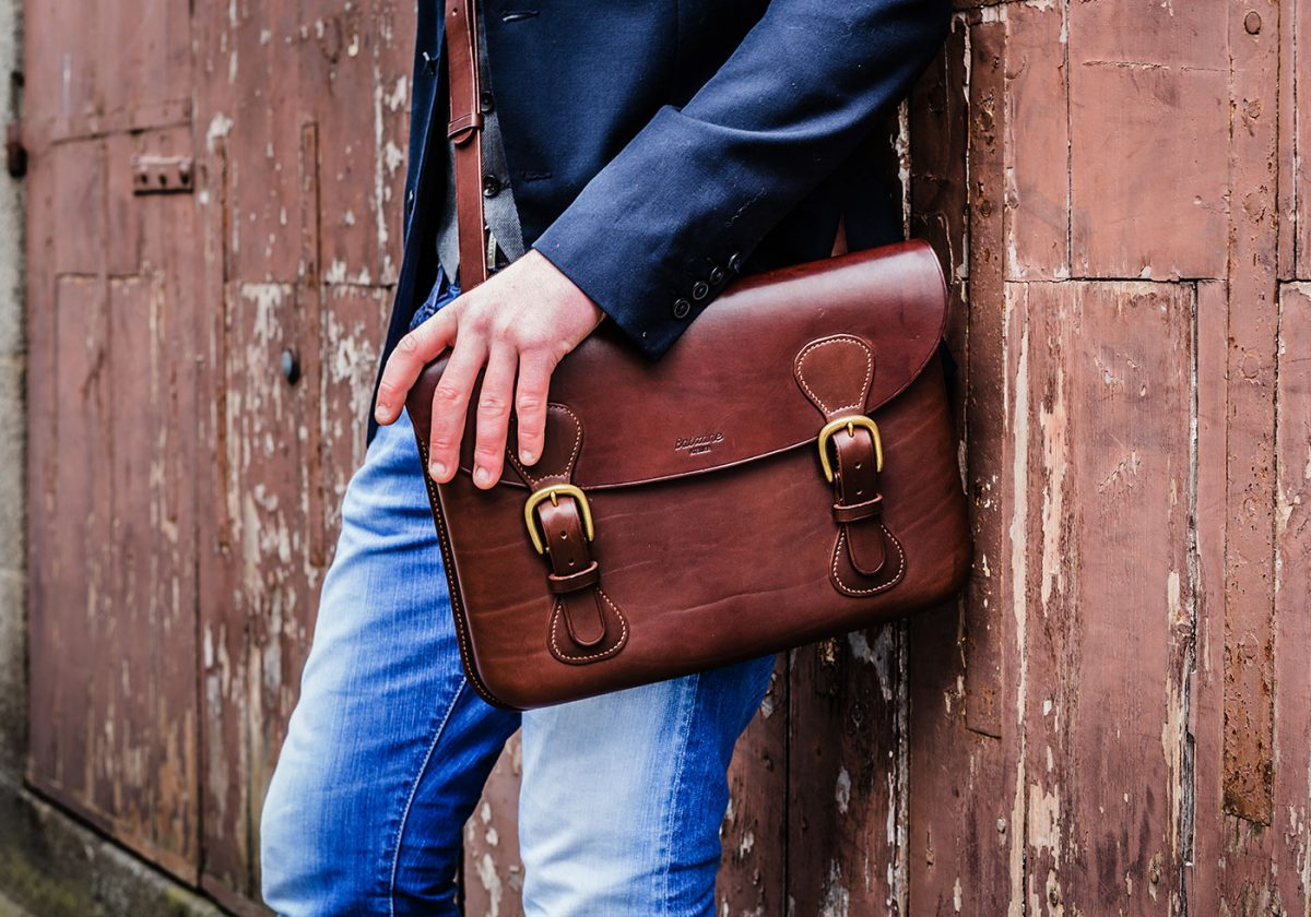 porte-documents cuir homme