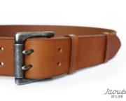 ceinture military cuir